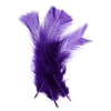 "Marabou Feathers 4-6"" Purple"